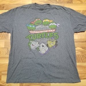 Teenage Mutant Ninja Turtles T Shirt. AMAZING! Wow